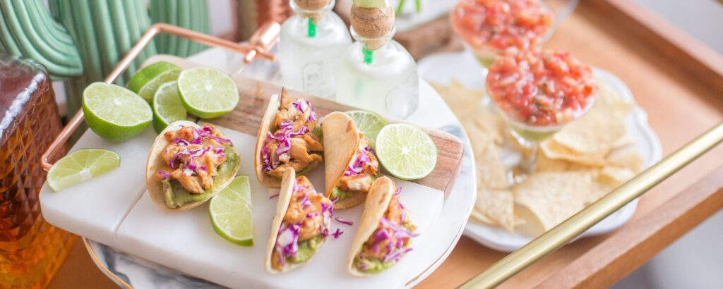 Tacos are awesome